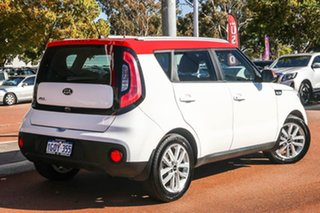 2018 Kia Soul PS MY18 SI White 6 Speed Sports Automatic Hatchback.