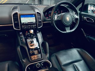 2013 Porsche Cayenne 92A MY13 Diesel Tiptronic Black 8 Speed Sports Automatic Wagon.