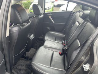 2010 Mazda 3 BL10L1 SP25 Grey 6 Speed Manual Sedan