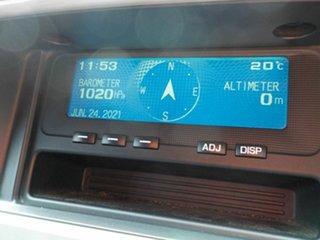 2005 Mitsubishi Pajero NP MY05 Platinum Edition Blue 5 Speed Sports Automatic Wagon