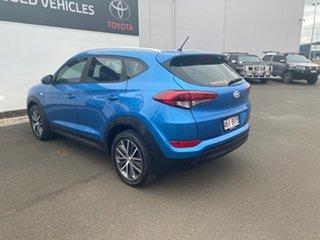 2015 Hyundai Tucson TL Active X (FWD) Blue 6 Speed Automatic Wagon.