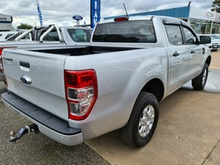 2018 Ford Ranger PX MkII 2018.00MY XL Ingot Silver 6 Speed Sports Automatic Utility