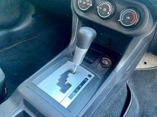 2010 Mitsubishi Lancer CJ MY10 ES Silver 6 Speed Constant Variable Sedan