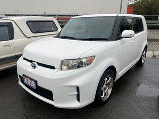2013 Toyota Rukus BUILD 1 AZE151R White 4 Speed Auto Active Select Wagon