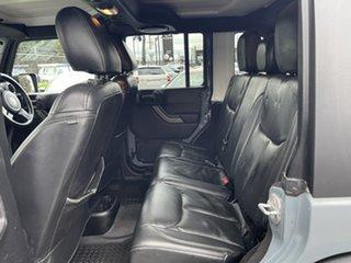 2014 Jeep Wrangler JK MY2014 Unlimited Sport Grey 6 Speed Manual Softtop