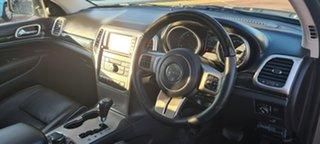 2012 Jeep Grand Cherokee WK MY2012 Overland Grey 5 Speed Sports Automatic Wagon