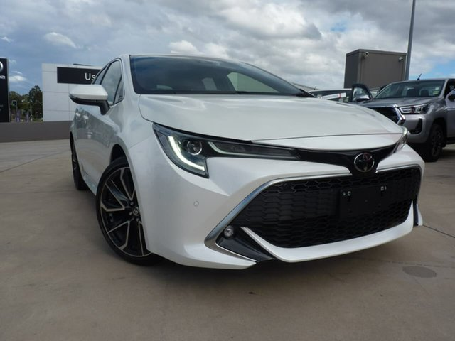 Pre-Owned Toyota Corolla Mzea12R ZR Blacktown, 2020 Toyota Corolla Mzea12R ZR Crystal Pearl 10 Speed Constant Variable Hatchback