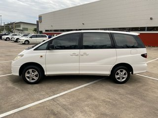 2000 Toyota Tarago ACR30R GLX White 4 Speed Automatic Wagon