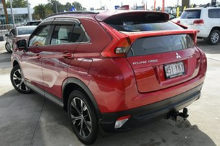 2018 Mitsubishi Eclipse Cross YA MY18 ES 2WD Red Diamond 8 Speed Constant Variable Wagon.