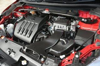 2018 Mitsubishi Eclipse Cross YA MY18 ES 2WD Red Diamond 8 Speed Constant Variable Wagon