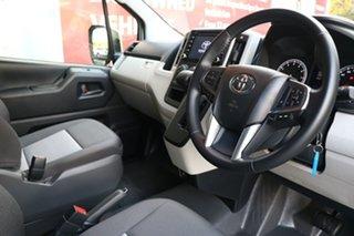 2019 Toyota HiAce GRH320R High Roof Super LWB French Vanilla 6 Speed Sports Automatic Van