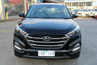 2015 Hyundai Tucson TL Active X 2WD Black 6 Speed Sports Automatic Wagon.