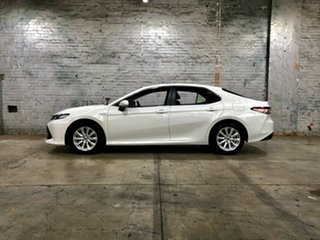 2020 Toyota Camry AXVH71R Ascent White 6 Speed Constant Variable Sedan Hybrid