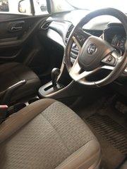 2017 Holden Trax TJ MY18 LS Summit White 6 Speed Automatic Wagon