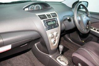2013 Toyota Yaris NCP93R 10 Upgrade YRS Storm Grey 4 Speed Automatic Sedan