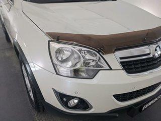2011 Holden Captiva CG Series II 5 AWD White 6 Speed Sports Automatic Wagon.