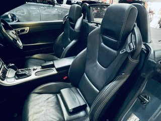 2012 Mercedes-Benz SLK-Class R172 SLK250 BlueEFFICIENCY 7G-Tronic + Grey 7 Speed Sports Automatic.