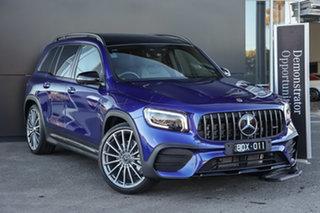 2021 Mercedes-Benz GLB-Class X247 801MY GLB35 AMG SPEEDSHIFT DCT 4MATIC Galaxy Blue 8 Speed.
