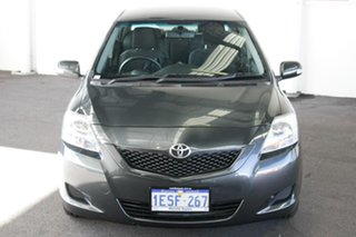 2013 Toyota Yaris NCP93R 10 Upgrade YRS Storm Grey 4 Speed Automatic Sedan.