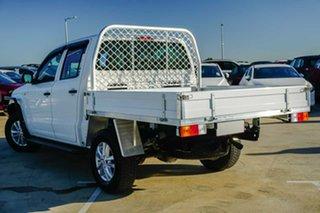2016 Volkswagen Amarok 2H MY16 TDI420 4MOTION Perm Core Plus White 8 Speed Automatic Utility.