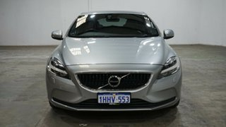 2016 Volvo V40 M Series MY17 T3 Adap Geartronic Momentum Electric Silver 6 Speed Sports Automatic