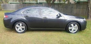 2014 Honda Accord Euro CU MY14 Grey 5 Speed Automatic Sedan.