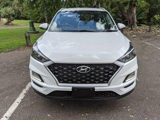 2019 Hyundai Tucson TL3 MY19 Go 2WD White 6 Speed Automatic Wagon.