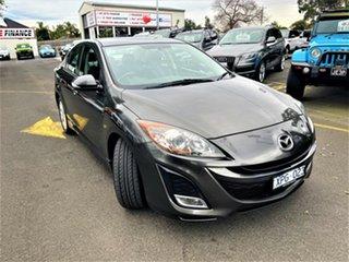 2010 Mazda 3 BL10L1 SP25 Grey 6 Speed Manual Sedan.