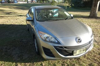 2010 Mazda 3 BL10F1 Neo Activematic Grey 5 Speed Sports Automatic Hatchback.