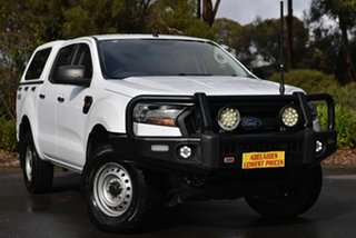 2017 Ford Ranger PX MkII 2018.00MY XL White 6 Speed Sports Automatic Utility.