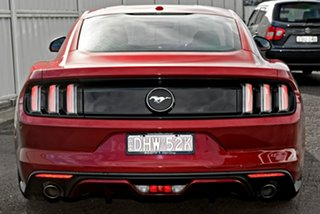 2016 Ford Mustang FM 2017MY GT Fastback SelectShift Burgundy 6 Speed Sports Automatic Fastback