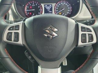 2016 Suzuki Vitara LY S Turbo 2WD White 6 Speed Sports Automatic Wagon