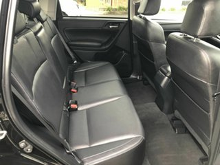 2016 Subaru Forester S4 MY16 2.0D-S CVT AWD Black 7 Speed Constant Variable Wagon