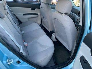 2007 Hyundai Accent MC 1.6 Blue 4 Speed Automatic Sedan
