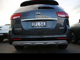 2016 Kia Carnival YP MY17 Platinum Grey 6 Speed Automatic Wagon