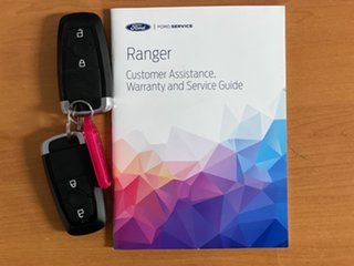 2020 Ford Ranger PX MkIII 2020.25MY XLT True Red 10 Speed Sports Automatic Super Cab Pick Up