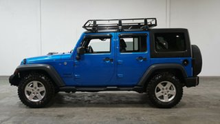 2016 Jeep Wrangler JK MY2016 Unlimited Sport Blue 5 Speed Automatic Softtop