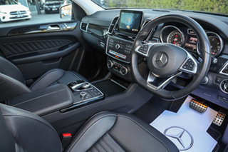 2016 Mercedes-Benz GLE-Class W166 GLE350 d 9G-Tronic 4MATIC Obsidian Black 9 Speed Sports Automatic.