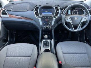 2017 Hyundai Santa Fe DM3 MY17 Active White/180417 6 Speed Manual Wagon
