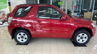 2010 Suzuki Grand Vitara JB MY09 Red 5 Speed Manual Hardtop