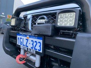 2013 Nissan Patrol Y61 GU 6 SII MY13 DX White 5 Speed Manual Cab Chassis