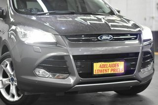 2013 Ford Kuga TE Titanium AWD Grey 5 Speed Sports Automatic Wagon