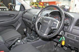 2016 Isuzu D-MAX TF MY15.5 SX (4x4) White 5 Speed Manual Crew Cab Chassis