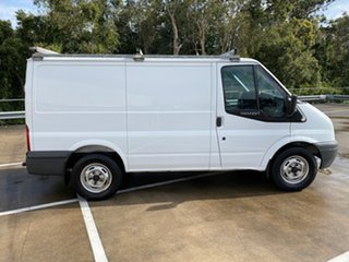 2010 Ford Transit VM MY08 Mid (MWB) White 6 Speed Manual Van.