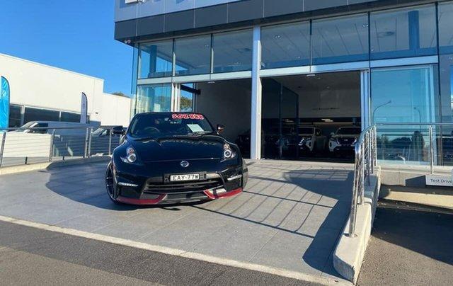 Used Nissan 370Z Z34 MY19 Nismo Liverpool, 2019 Nissan 370Z Z34 MY19 Nismo Black 6 Speed Manual Coupe