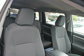 2019 Toyota Kluger GSU55R GX (4x4) Silver 8 Speed Automatic Wagon