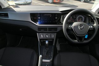 2021 Volkswagen Polo AW MY21 85TSI DSG Comfortline Silver 7 Speed Sports Automatic Dual Clutch