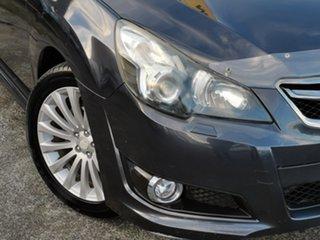 2010 Subaru Liberty B5 MY10 2.5i Lineartronic AWD Grey 6 Speed Constant Variable Wagon.