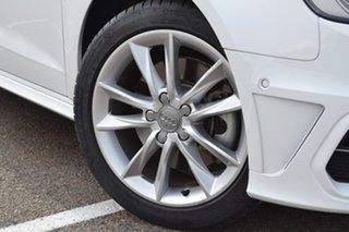 2016 Audi A3 8V MY16 e-tron Sportback S Tronic White 6 Speed Sports Automatic Dual Clutch Hatchback.