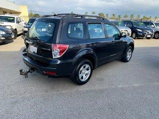 2011 Subaru Forester MY10 X Grey 4 Speed Auto Elec Sportshift Wagon